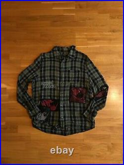 Very Rare Shirt Drop Dead Clothing Size Large(L) DD Oliver