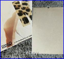 Very Rare UNUSED 1992 Vintage Original Large Official UK Kylie Minogue Calendar