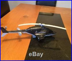 Very Rare Vintage 1984 ERTL Large Diecast Airwolf Helicopter Boxed 15 Inch Model