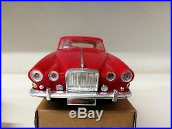 Very Rare Wingfield (woolworths) Plastic Large Scale Jaguar 420G Saloon Friction