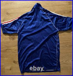Vintage 1983 Yugoslavia Jugoslavia Adidas Home Football Shirt Very Rare