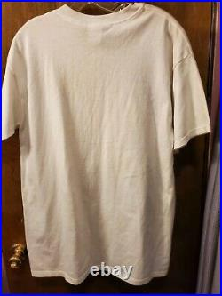 Vintage Beavis And Butthead Touch Tone T-Shirt Large Very Rare 1997 MTV Talking