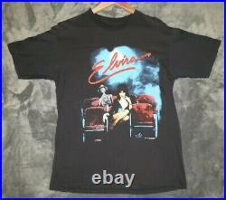 Vintage ELVIRA 1985 Mistress Of The Dark VERY RARE Horror Movie T-Shirt LARGE