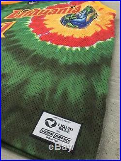 Vintage GratefulDead Lithuania Jersey Very Rare Jerry Garcia Size Large