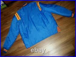 Vintage Kansas City Scouts NHL Hockey Jacket Coat Men's Large 48, Very Rare, Nice