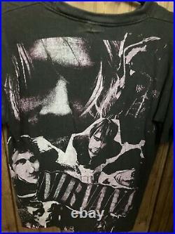 Vintage Nirvana very RARE t-shirt