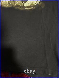 Vintage Original Classic Yoda T Shirt Star Wars Lucas Films Mens Small Very Rare