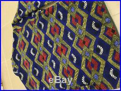 Vintage Patagonia Geometric Snap T Synchilla Fleece Multicolor Size L Very Rare