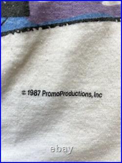 Vintage Pink Floyd 1987 Tour Parking Lot T-shirt. Single Stitch Very Rare Size L