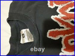 Vintage SLIPKNOT 2001 T-Shirt Size L Very Rare