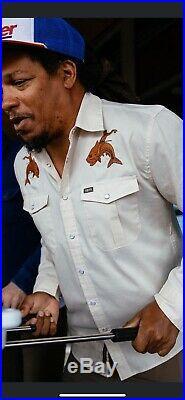 Yeti x Howler Brothers Tarpon Rider Gaucho Snapshirt. Very Rare. Brand New L